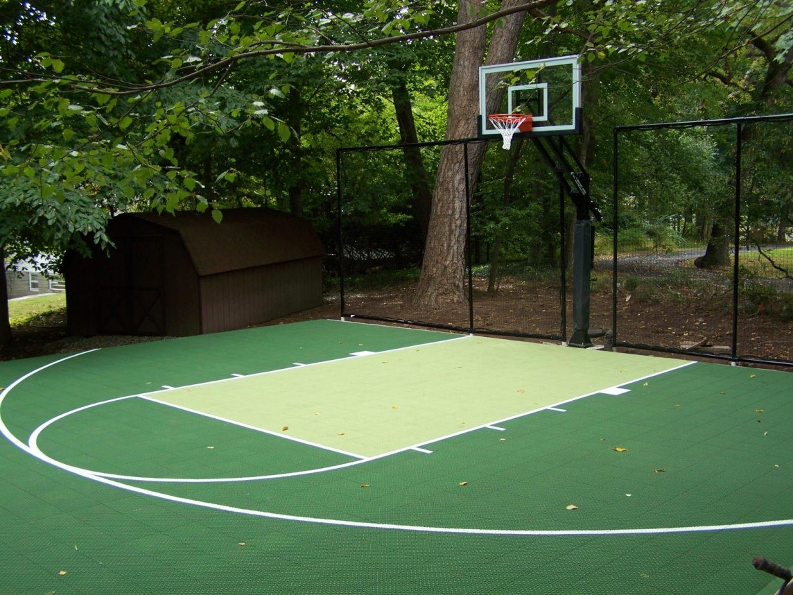 Flex court basketball courts neave group for How to build a basketball court at home