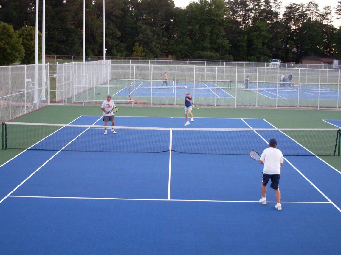 Should i resurface my tennis court with flex court tiles How much does a sport court cost