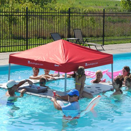 Cool Pool Toys Floating Bar