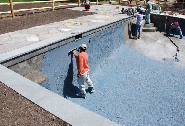 How Long Does Inground Pool Installation Take Neave Group