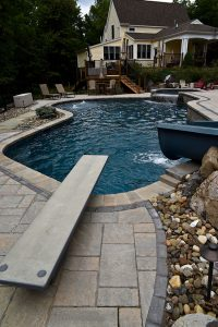 home swimming pool size considerations